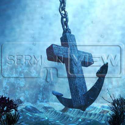 Sermonview Anchor Cross