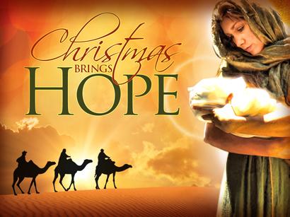 SermonView - Christmas Hope