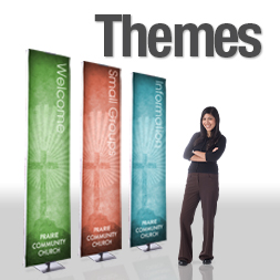 Church Banner Themes