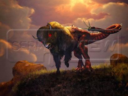 Sermonview Earth Beast