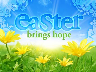 Sermonview Easter Brings Hope