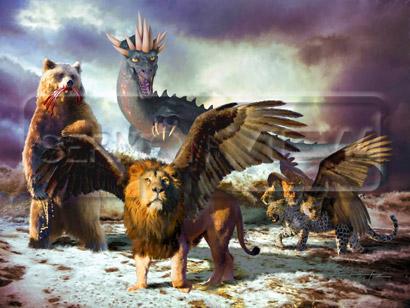 Sermonview Four Beasts
