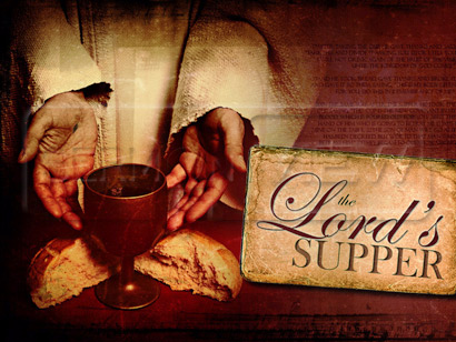 the biblical origin of baptism and the symbolism behind the lords supper Baptists' two ordinances: baptism and the lord's supper likewise, using the correct elements in the lord's supper with a biblical understanding of them is important they are important because of their divine origin.