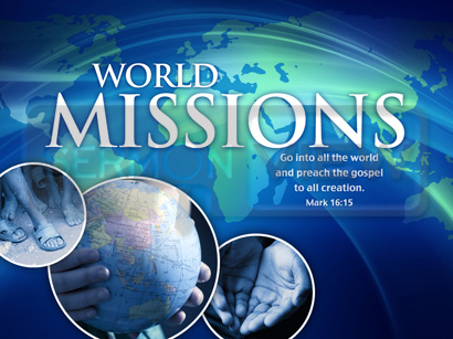 SermonView - World Missions