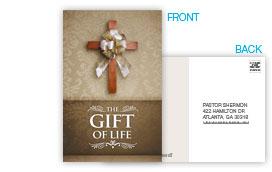 Customized 5.5 x 8.5 Postcards