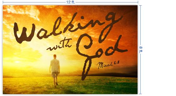 sermonview - walking with god