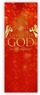 Church Banner of Glory To God
