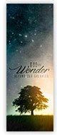 Church Banner of God of Wonder