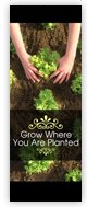 Church Banner of Grow