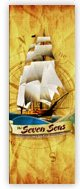 Church Banner of Seven Seas