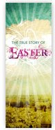 Church Banner of True Story of Easter
